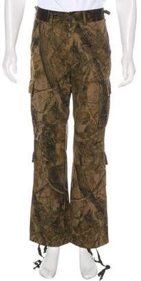 Yeezy 2017 Realtree Camouflage Cargo Pants