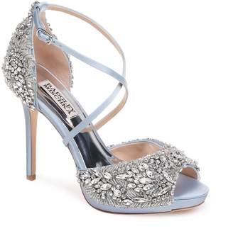 5f11e7b8616 ... Badgley Mischka Collection Hyper Crystal Embellished Sandal