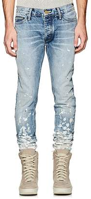Fear Of God Men's Painters Distressed Slim Jeans