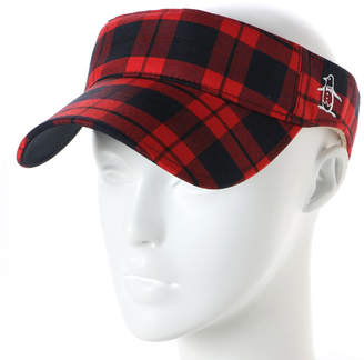 Munsingwear (マンシングウェア) - マンシングウエア Munsingwear レディース ゴルフ サンバイザー 帽子 JALK359