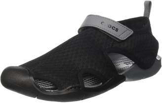 2c67428b85ebd1 Crocs Women s Swiftwater Mesh W Flat Sandal