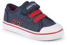 Nautica Kid's Denim Sneakers
