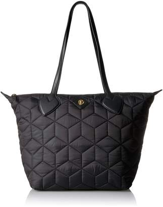 Anne Klein Martha Nylon Zip Tote Tote Bag