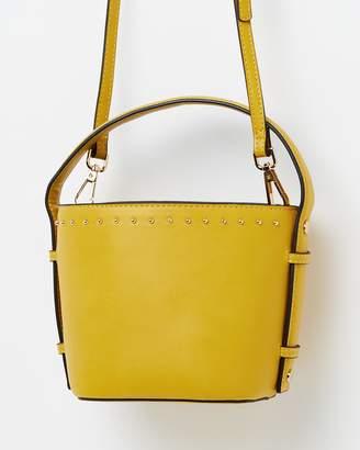 Topshop Sunny Bucket Bag