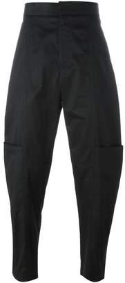 Chalayan cargo pants