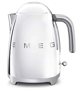 Smeg Klf01Ssau - Kettle Chrome Aesthetic