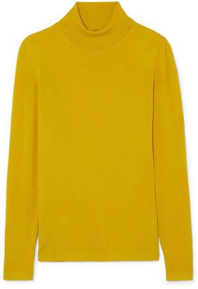 Missoni Wool Turtleneck Sweater - Yellow