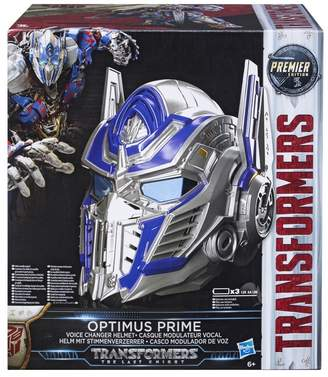 Hasbro Transformers - The Last Knight Optimus Prime Voice Changer Helmet