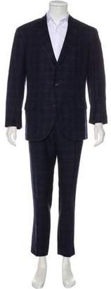 Brunello Cucinelli Wool Two-Piece Suit