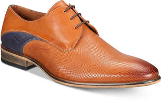 Kenneth Cole Reaction Men Fin Lace-Up Oxfords Men Shoes