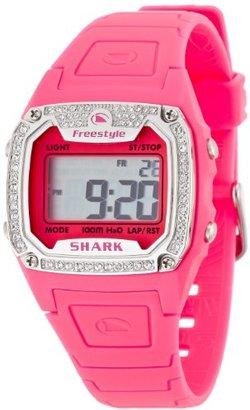 Freestyle (フリースタイル) - [フリースタイル]Freestyle スポーツウォッチ SHARK BLING デジタル表示 10気圧防水 ピンク FS84895 【正規輸入品】