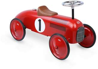 Vilac 1049 Red Metal Ride-On Classic Car