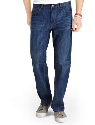 Izod Big & Tall Relaxed-Fit Jeans