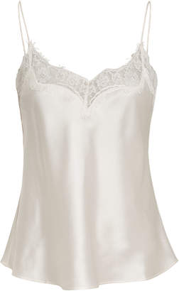 c1a7e3849b92e4 White Women s Camisoles Tops - ShopStyle