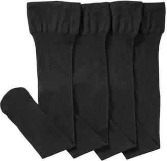 Joe Fresh Women's Knee High Nylon Sock