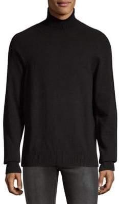 Maison Margiela Bottom Deta Turtleneck Sweater
