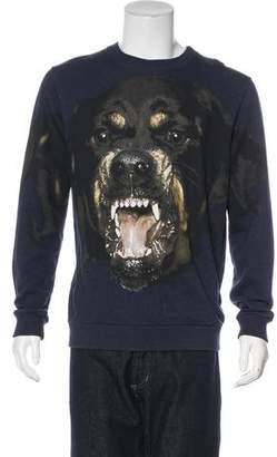 Givenchy 2015 Rottweiler Sweatshirt