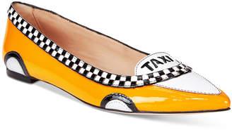 Kate Spade Go Taxi Flats