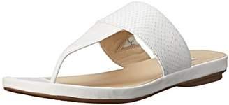 Ecco Footwear Womens Tabora 15 Strap Thong Dress Sandal