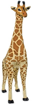 Melissa & Doug 4ft-Tall Giraffe Plush