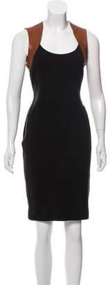 Ralph Lauren Sleeveless Bodycon Dress