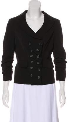 Elizabeth and James Fitted Structured Blazer