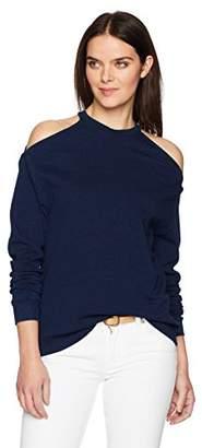 AG Adriano Goldschmied Women's Gizi Indigo Sweatshirt