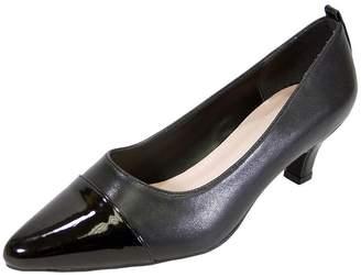e9afec445202 Peerage Arlene Women Extra Wide Width Dress Shoes 8