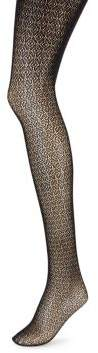 Laundry by Shelli Segal Openwork Tights