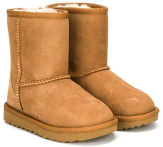 UGG classic slip-on boots