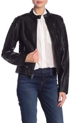 Levi's Zip Front Moto Jacket