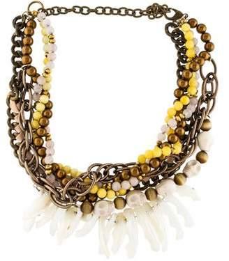 Fallon Multistrand Necklace