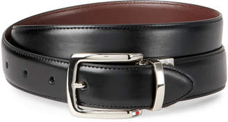 Tommy Hilfiger Black & Brown Reversible Belt