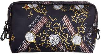 Valentino Outer-Space Print Wash Bag