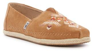 Toms Classic Alpargata Slip-On Shoe