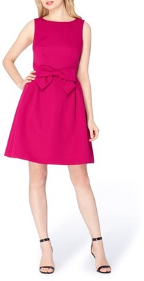Women's Tahari Fit & Flare Dress $138 thestylecure.com