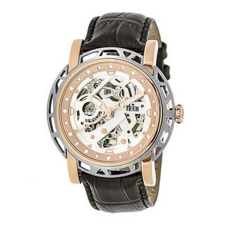 Reign Unisex Brown Strap Watch-Reirn3703