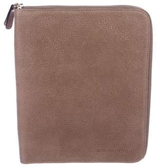 Brunello Cucinelli Leather iPad Mini Case