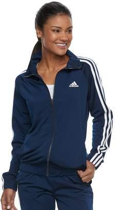 adidas Women's Striped Track Jacket