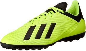 adidas Men Football Shoes X Tango 18.4 Turf Cleats Soccer Futsal