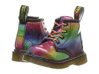 Dr. Martens Kid's Collection 1460 Patent Glitter Brooklee (Toddler)