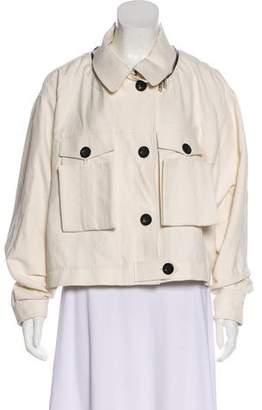 Loewe Oversize Zip-Up Jacket