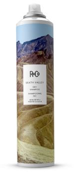 R+Co DEATH VALLEY Dry Shampoo/6.3 oz. $29 thestylecure.com