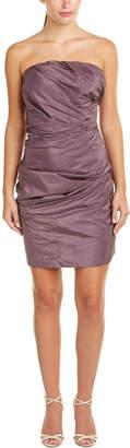 Leon Max Silk Sheath Dress