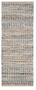 Cape Cod Collection Runner Rug, 2'3 x 8'