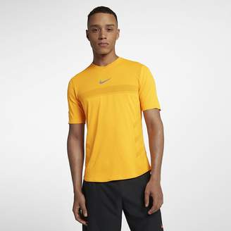 Nike NikeCourt AeroReact Rafa Men's Short Sleeve Tennis Top