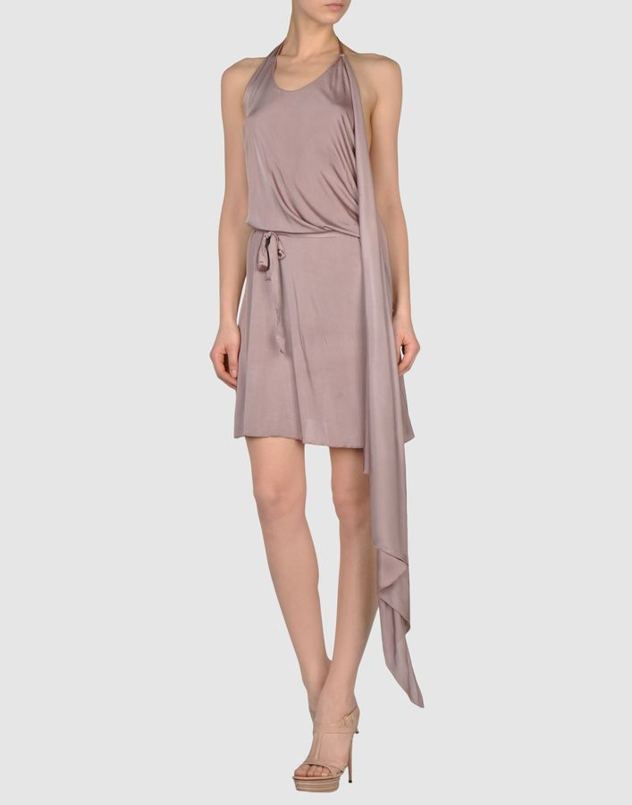 Pierre Darre' Short dresses