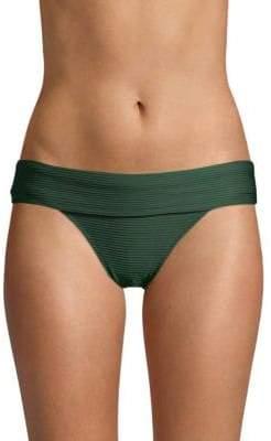 Heidi Klein Po Fold-Over Bikini Bottom