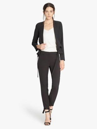 Draped Suiting Jacket $445 thestylecure.com