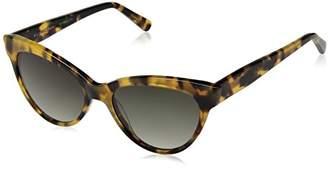Elie Tahari Women's EL 176 TYT Cateye Sunglasses